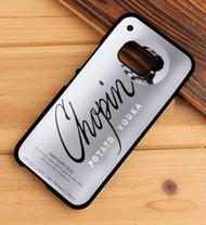 Chopin Vodka HTC One X M7 M8 M9 Case