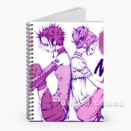 Nana Anime Custom Personalized Spiral Notebook Cover