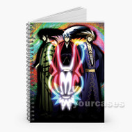 Nura Rise of the Yokai Clan Demon Capital Custom Personalized Spiral Notebook Cover