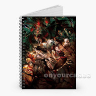 Overlord Movie Custom Personalized Spiral Notebook Cover