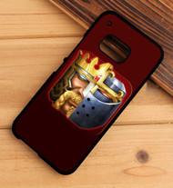Clash of Kings - Last Empire App Description HTC One X M7 M8 M9 Case