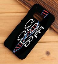 clone club orphan black HTC One X M7 M8 M9 Case