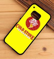 Cold Stone Creameries ice cream HTC One X M7 M8 M9 Case