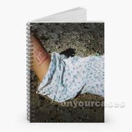 Bad Liar Selena Gomez Custom Personalized Spiral Notebook Cover