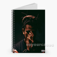 Childish Major Woo ah Custom Personalized Spiral Notebook Cover