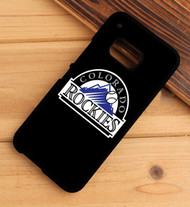 colorado rockies HTC One X M7 M8 M9 Case