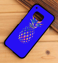 Colorful Pineapple HTC One X M7 M8 M9 Case