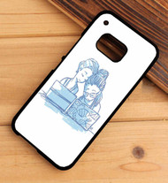 cophine orphan black HTC One X M7 M8 M9 Case
