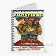 Oddball Kelly s Heroes Custom Personalized Spiral Notebook Cover