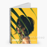 OMG Camila Cabello Feat Quavo Custom Personalized Spiral Notebook Cover