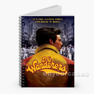 The Wanderers Custom Personalized Spiral Notebook Cover