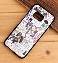 Dan and Phil collage HTC One X M7 M8 M9 Case