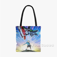 Eureka Seven 2 Custom Personalized Tote Bag Polyester with Small Medium Large Size
