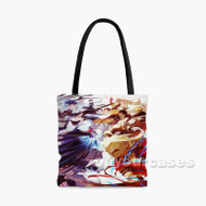 Fullmetal Alchemist Brotherhood 2 Custom Personalized Tote Bag Polyester with Small Medium Large Size