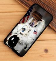 Dogenaut dog astronout HTC One X M7 M8 M9 Case