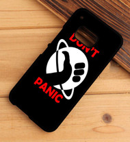 Don't Panic HTC One X M7 M8 M9 Case