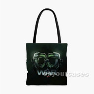 Black Widow Infinity War Custom Personalized Tote Bag Polyester with Small Medium Large Size