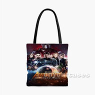 The Avengers Infinity War Custom Personalized Tote Bag Polyester with Small Medium Large Size