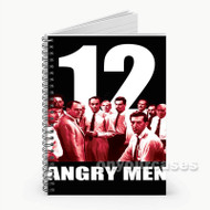 12 Angry Men All  Custom Personalized Spiral Notebook Cover
