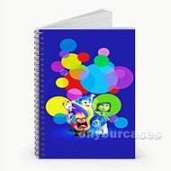 Disney Pixar Inside Out  Custom Personalized Spiral Notebook Cover