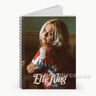 Elle King  Custom Personalized Spiral Notebook Cover