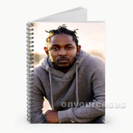 Kendrick Lamar 2  Custom Personalized Spiral Notebook Cover