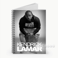 Kendrick Lamar  Custom Personalized Spiral Notebook Cover