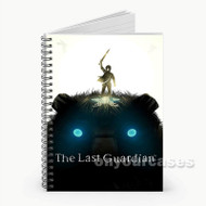 The Last Guardian  Custom Personalized Spiral Notebook Cover