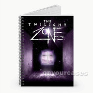 The Twilight Zone  Custom Personalized Spiral Notebook Cover
