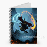Avatar The Last Airbender 2 Custom Personalized Spiral Notebook Cover