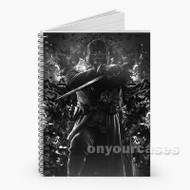 Dishonored Corvo Attano Custom Personalized Spiral Notebook Cover
