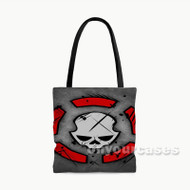 Tom Clancy s the Division Custom Personalized Tote Bag Polyester with Small Medium Large Size
