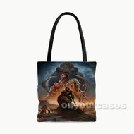 Far Cry Primal Custom Personalized Tote Bag Polyester with Small Medium Large Size