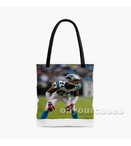 Josh Norman Custom Personalized Tote Bag Polyester with Small Medium Large Size