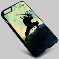 Teenage Mutant Ninja Turtles Leonardo on your case iphone 4 4s 5 5s 5c 6 6plus 7 Samsung Galaxy s3 s4 s5 s6 s7 HTC Case