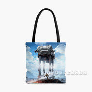 Star Wars Battlefront Beta War Custom Personalized Tote Bag Polyester with Small Medium Large Size