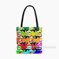 Stormtrooper Star Wars Collage Custom Personalized Tote Bag Polyester with Small Medium Large Size