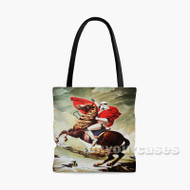 Stormtrooper Star Wars Napoleon Custom Personalized Tote Bag Polyester with Small Medium Large Size