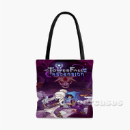 Towefall Ascension Custom Personalized Tote Bag Polyester 1 with Small Medium Large Size
