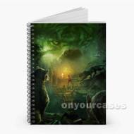 The Jungle Book Custom Personalized Spiral Notebook Cover