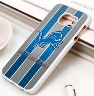 Detroit Lions 2 Samsung Galaxy S3 S4 S5 S6 S7 case / cases
