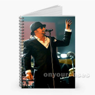 Kid Rock Custom Personalized Spiral Notebook Cover