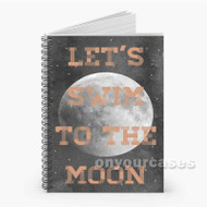 The Doors Lyrics Custom Personalized Spiral Notebook Cover