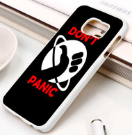 Don't Panic Samsung Galaxy S3 S4 S5 S6 S7 case / cases