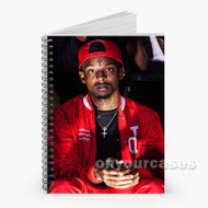 21 Savage Rapper Custom Personalized Spiral Notebook Cover