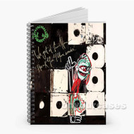 A Tribe Called Quest We The People Custom Personalized Spiral Notebook Cover