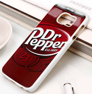 dr pepper Samsung Galaxy S3 S4 S5 S6 S7 case / cases