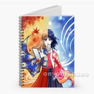 Chihayafuru Anime Custom Personalized Spiral Notebook Cover