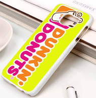 Dunkin' Donuts Samsung Galaxy S3 S4 S5 S6 S7 case / cases
