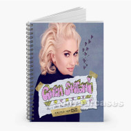 Gwen Stefani This Is What the Truth Feels Like with Eve Custom Personalized Spiral Notebook Cover
